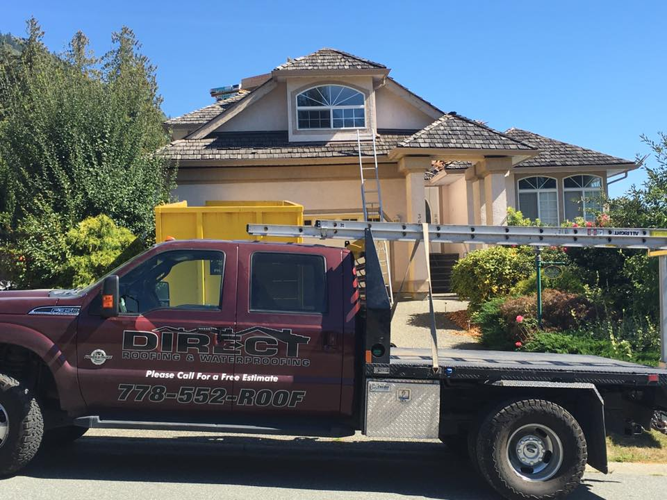 Residential Roofing Surrey