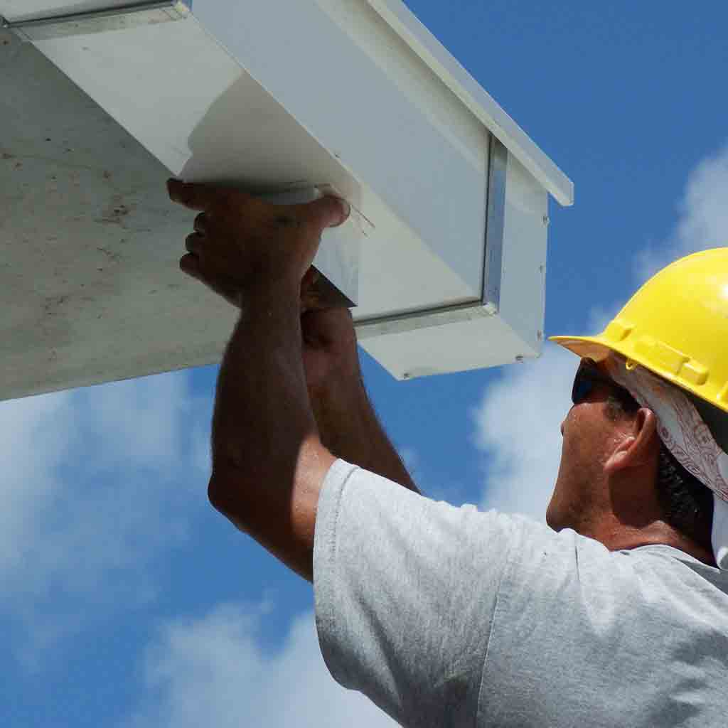 Residential Gutters Cleaning & Repairs Langley