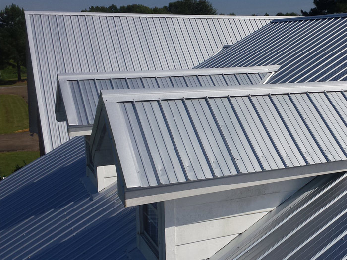 Metal Roofing Langley