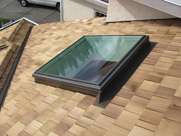 skylight repair & installation