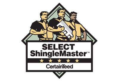 Select Shingle Master Certainteed