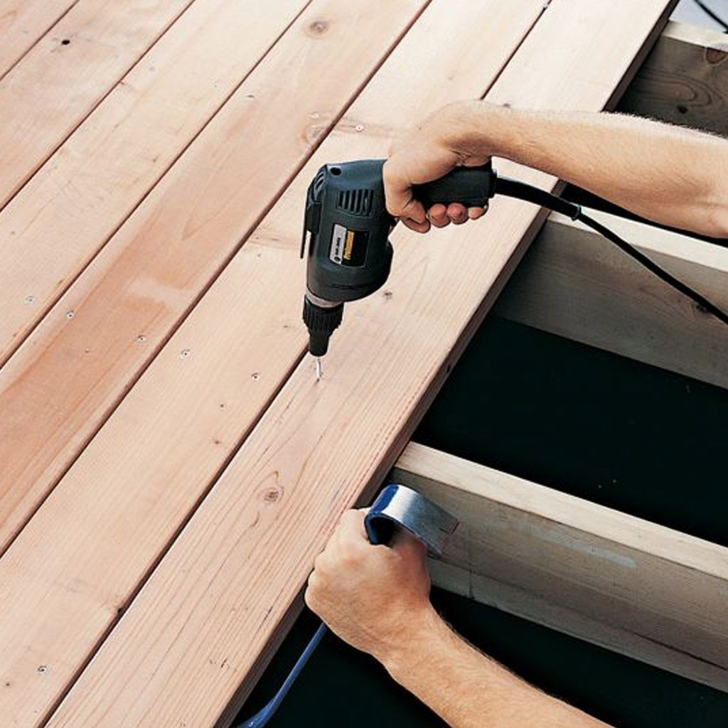 Abbotsford Deck Builder