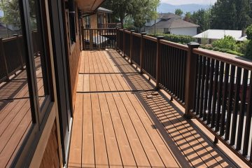 Decking Built by Direct Roofing