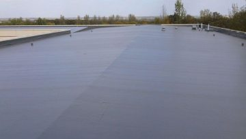 Benefits of a Flat Roof on Commercial Properties