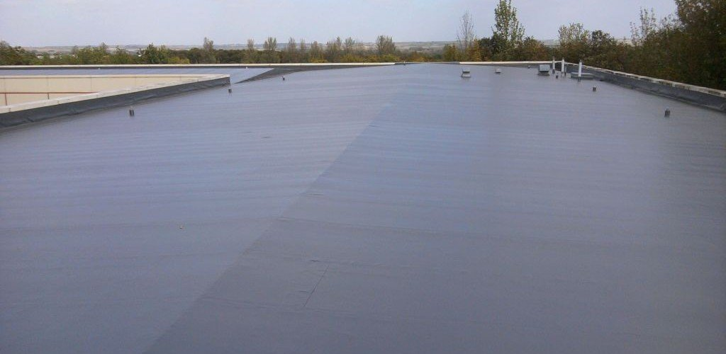 Torch on Roofing - Flat Roof