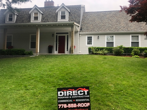 Certainteed TL Shingles - Residential Roofing Abbotsford