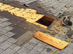 Emergency Roof Repair Near Me
