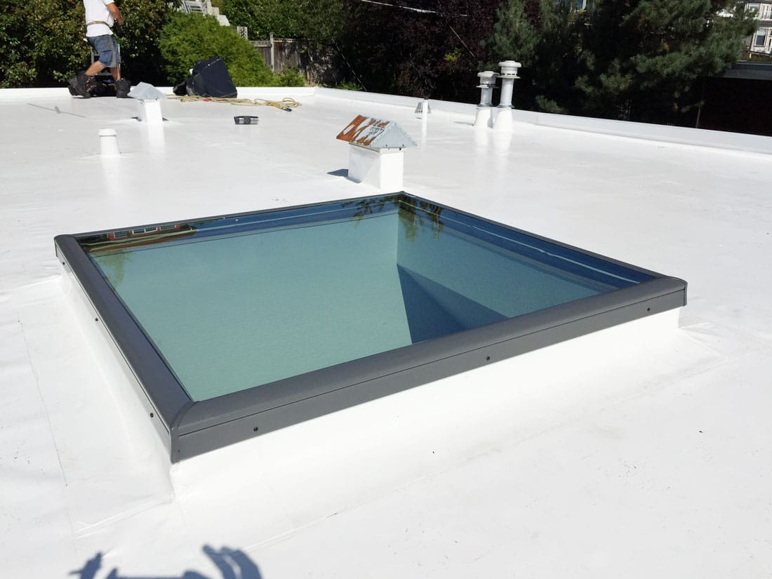 Residential And Commercial Pvc Roofing Contractor